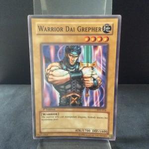 Warrior Dai Grepher