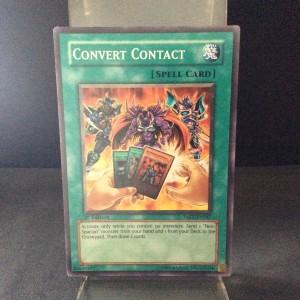 Convert Contact