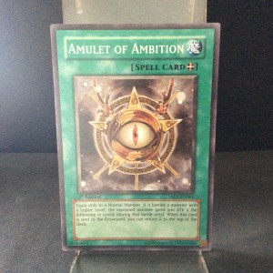 Amulet of Ambition