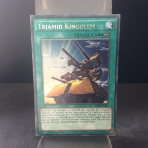 Triamid Kingolem