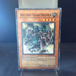 Ancient Gear Soldier
