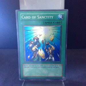 Card of Sanctity