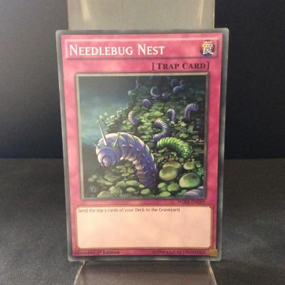 Needlebug Nest