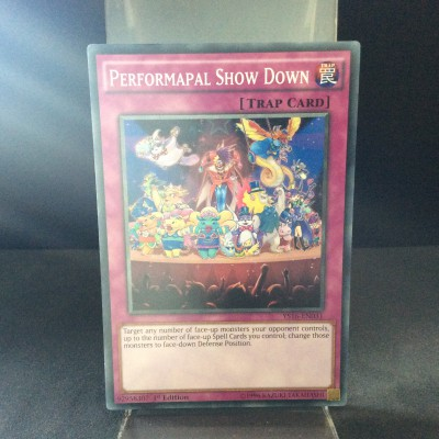 Performapal Show Down