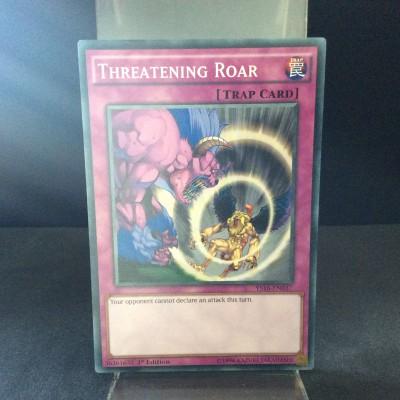 Threatening Roar