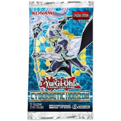 Yu-Gi-Oh! - Cybernetic Horizon Boosterpack