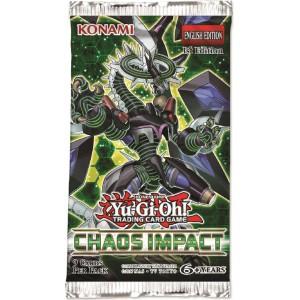 Yu-Gi-Oh! - Chaos Impact Boosterpack