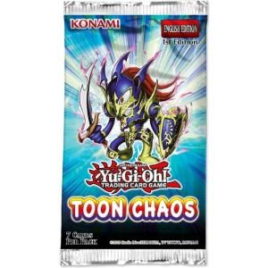 Yu-Gi-Oh! Toon Chaos boosterpack
