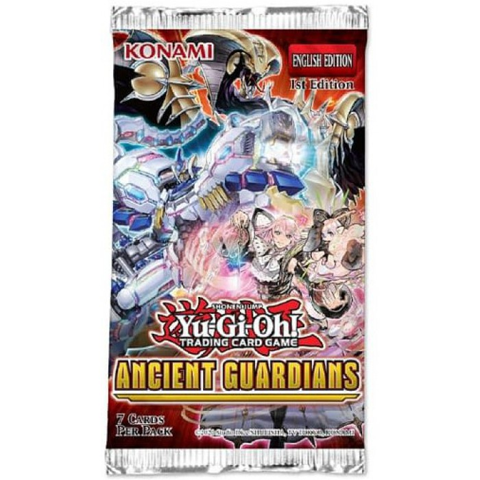 Yu-Gi-Oh! - Ancient Guardians Boosterpack