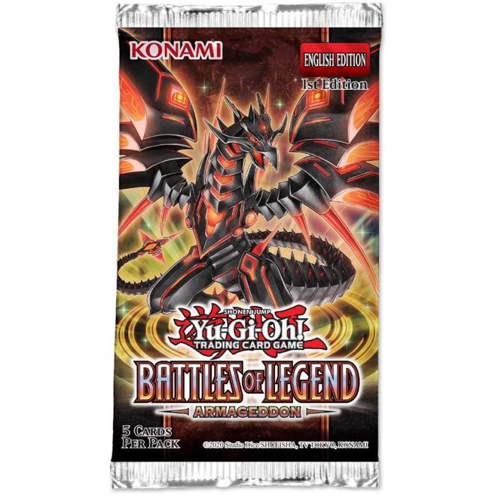 Yu-Gi-Oh! Battles of Legend Armageddon boosterpack
