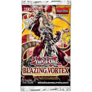 Yu-Gi-Oh! - Blazing Vortex Boosterpack