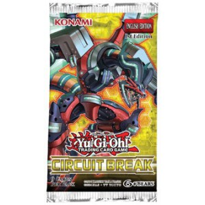 Yu-Gi-Oh! Circuit Break boosterpack