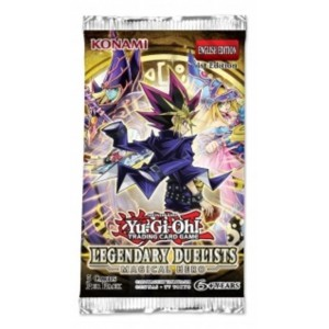 Yu-Gi-Oh! Legendary Duelists Magical Hero boosterpack