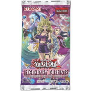 Yu-Gi-Oh! Legendary Duelists Sisters of the Rose Boosterpack