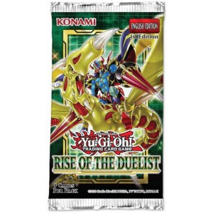 Yu-Gi-Oh! Rise of the Duelist Boosterpack