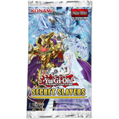 Yu-Gi-Oh! Secret Slayers boosterpack