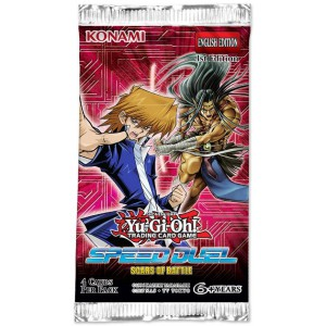 Yu-Gi-Oh! - Speed Duel Scars of Battle Boosterpack