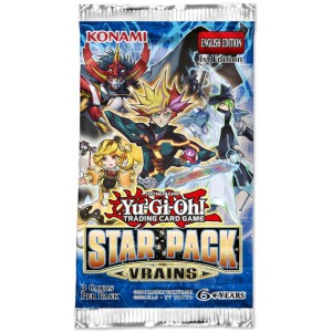 Yu-Gi-Oh! Star Pack Vrains Boosterpack